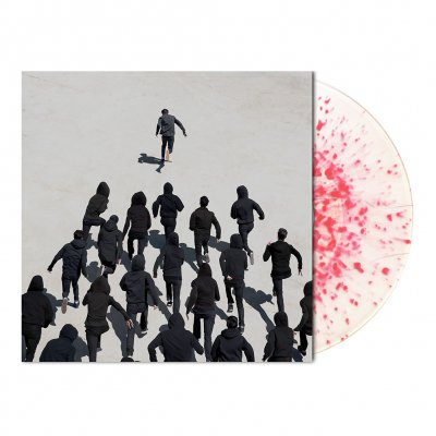Syberia - Seeds Of Change | Clear/Red Splatter Vinyl