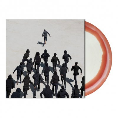 Seeds Of Change | White/Red A/B Vinyl