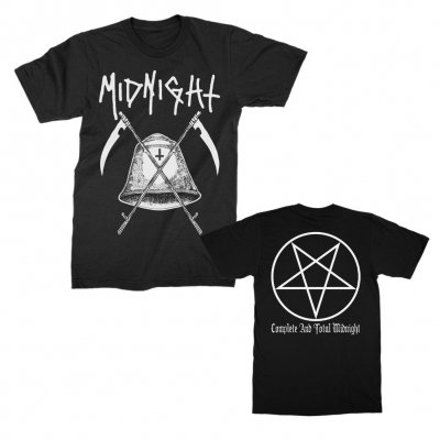 Complete And Total Midnight | T-Shirt