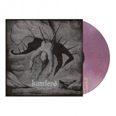 Támsins Likam | Pastel Violet Marbled Vinyl