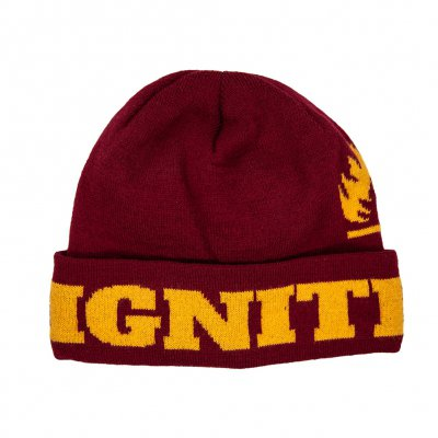 Ignite - Flame Burgundy | Beanie