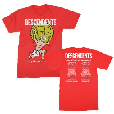 Descendents - New World Tourage 2019 | T-Shirt