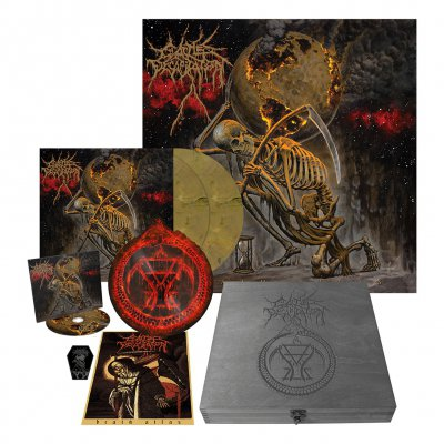 Cattle Decapitation - Death Atlas | Vinyl Box Set