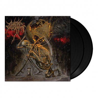 Death Atlas | 2x180g Black Vinyl