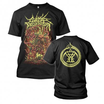 cattle-decapitation - The Beast | T-Shirt