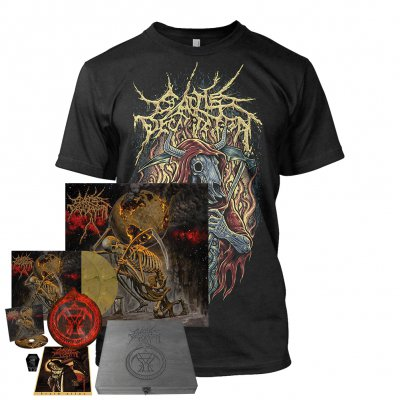 Cattle Decapitation - Death Atlas | LP Box Set Bundle