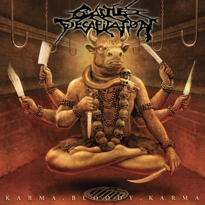 Cattle Decapitation - Karma Bloody Karma | CD
