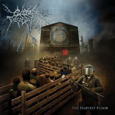 Cattle Decapitation - The Harvest Floor | CD