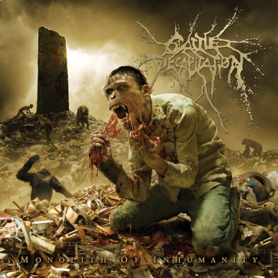 Cattle Decapitation - Monolith Of Inhumanity | CD