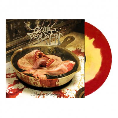 Cattle Decapitation - Medium Rareties | Meat...Colored Vinyl