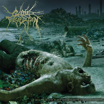 metal-blade - The Anthropocene Extinction | CD