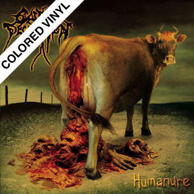 Cattle Decapitation - Humanure | Exploded Polyp Colored Vinyl