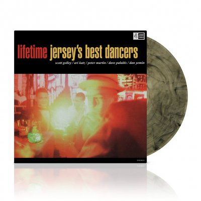 shop - Jersey's Best Dancers | Clear w/Black Vinyl