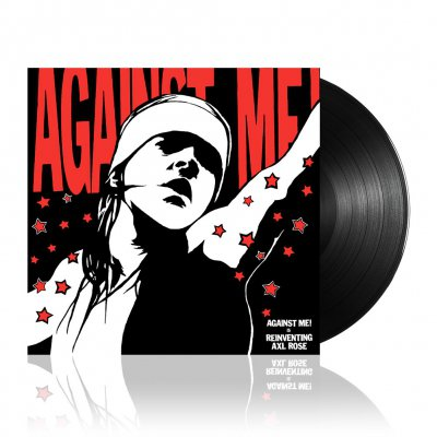 shop - Reinventing Axl Rose | Black Vinyl