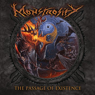 Monstrosity - The Passage Of Existence | DIGI-CD