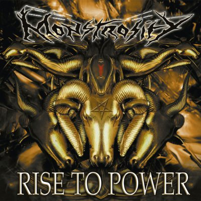 Monstrosity - Rise To Power | DIGI-CD