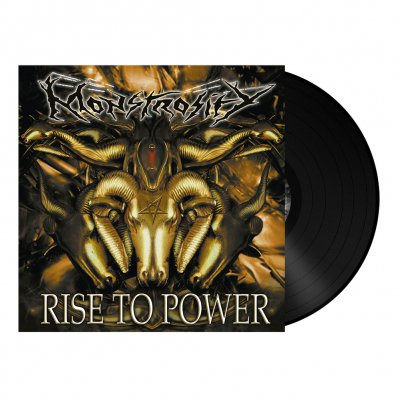 shop - Rise To Power | 180g Black Vinyl