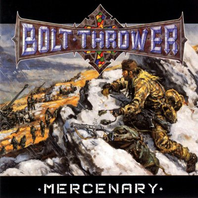 Bolt Thrower - Mercenary | CD