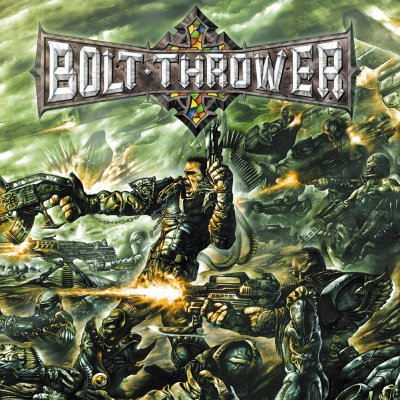 Bolt Thrower - Honour, Valour, Pride | CD