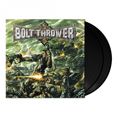 Bolt Thrower - Honour, Valour, Pride | 2x180g Black Vinyl