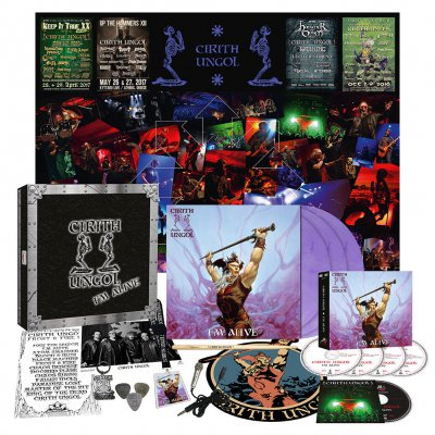 metal-blade - I'm Alive | Vinyl Box Set