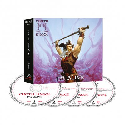 I'm Alive | 2xCD/2xDVD