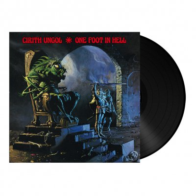 shop - One Foot In Hell | 180g Black Vinyl