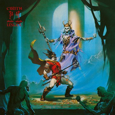 Cirith Ungol - King Of The Dead - U.E. | CD+DVD