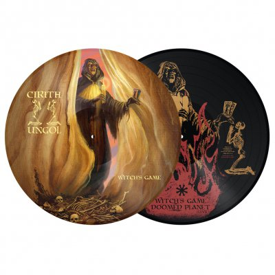 Cirith Ungol - Witch's Game | Picture Vinyl