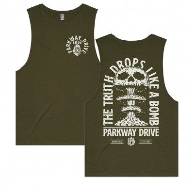 shop - Bombs | Tank Top