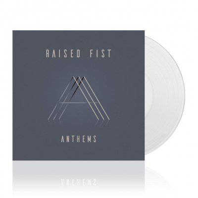 Raised Fist - Anthems | Clear Vinyl