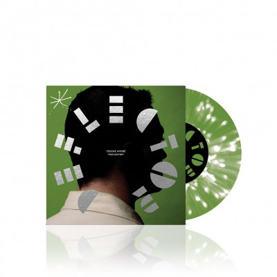 shop - Deflector | Olive Green w/White Splatter 7 Inch