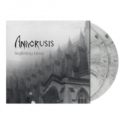 Anacrusis - Suffering Hour | 2xLight Grey/Black Marbled Vinyl