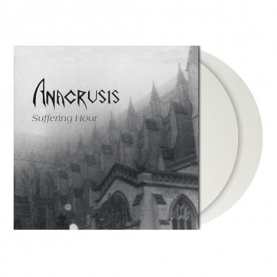 Anacrusis - Suffering Hour | 2xClear White Marbled Vinyl