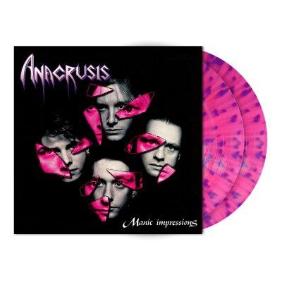 Anacrusis - Manic Impressions | 2xPink/Purple Splatter Vinyl