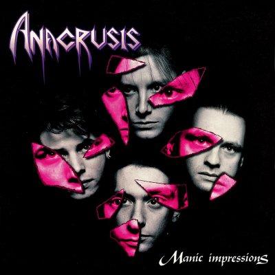 Anacrusis - Manic Impressions | DIGI-CD