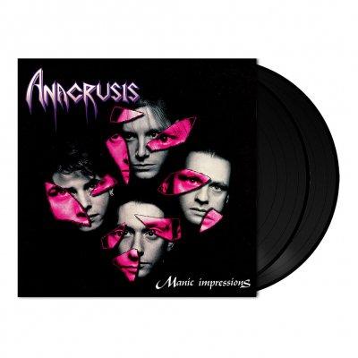 Manic Impressions | 2x180g Black Vinyl