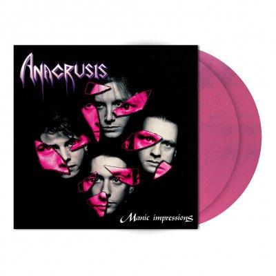 Manic Impressions | 2xPink/Purple Marbled Vinyl
