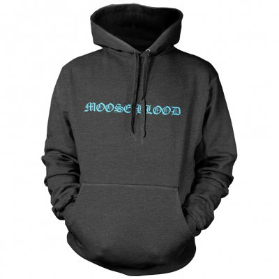 moose-blood - Old English Logo | Hooded Sweatshirt