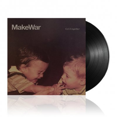 MakeWar - Get It Together | Black Vinyl