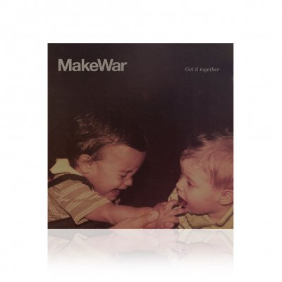MakeWar - Get It Together | CD