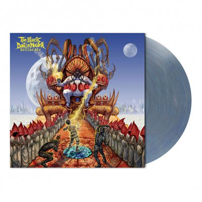 the-black-dahlia-murder - Deflorate | Clear Steel Blue Marbled Vinyl