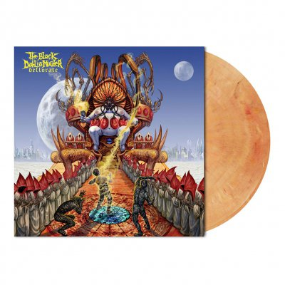 The Black Dahlia Murder - Deflorate | Paste Orange/Beige Marbled Vinyl
