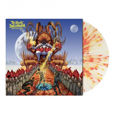 The Black Dahlia Murder - Deflorate | Clear/Red/Yellow Splatter Vinyl
