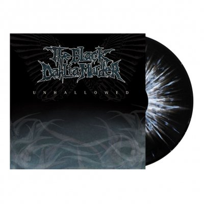 the-black-dahlia-murder - Unhallowed | Black/White Splatter Vinyl