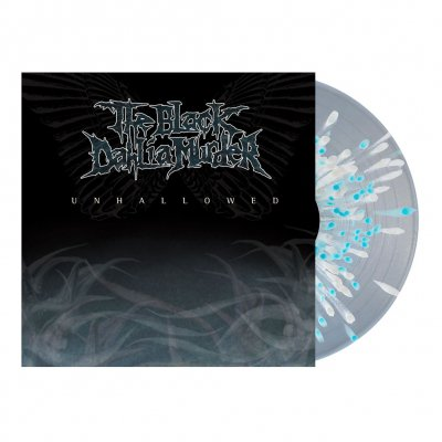 the-black-dahlia-murder - Unhallowed | Clear/White/Turquoise Splatter Vinyl