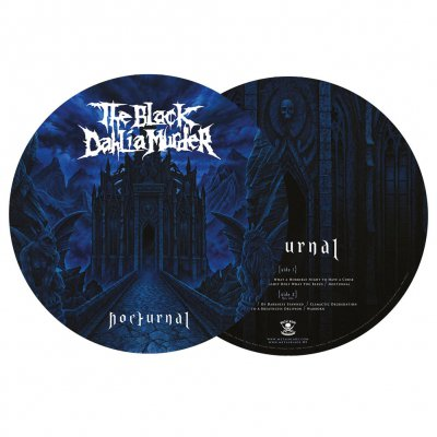 the-black-dahlia-murder - Nocturnal | Picture Vinyl