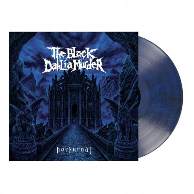 The Black Dahlia Murder - Nocturnal | Navy Blue/Black Marbled Vinyl