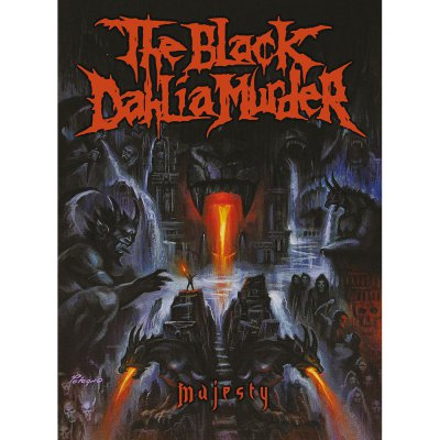 The Black Dahlia Murder - Majesty | 2xDVD