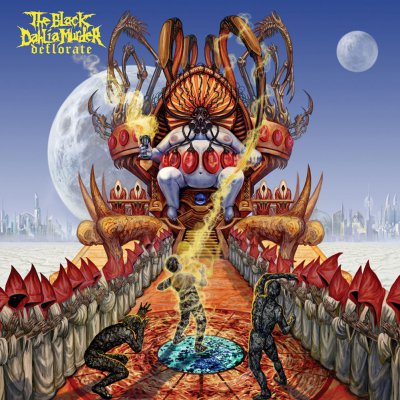 The Black Dahlia Murder - Deflorate | CD/DVD